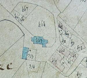 Ancien cadastre de 1856