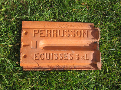 Tuile de Perrusson