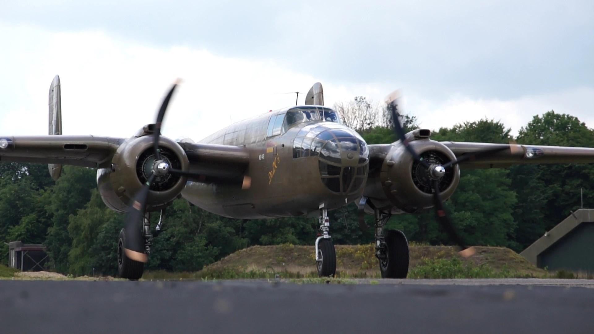 Flypast Veteranendag