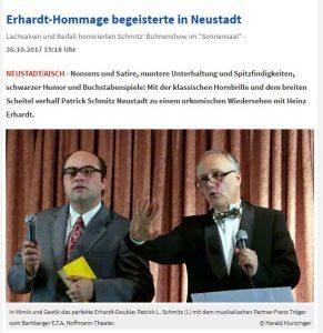 Artikel auf nordbayern.de