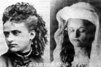 Florence Cook und ihre Geistführerin Katie King #mediumismus #spiritismus #paranormal