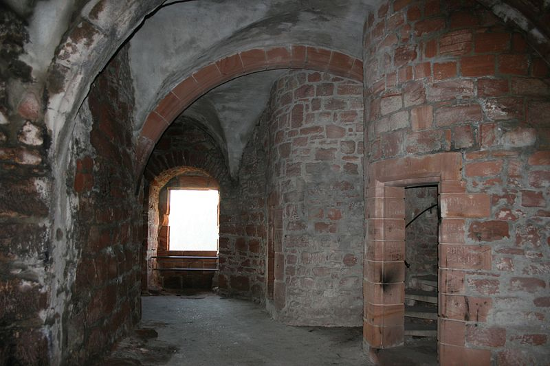 Ein Blick ins Innere, Wikimedia Commons