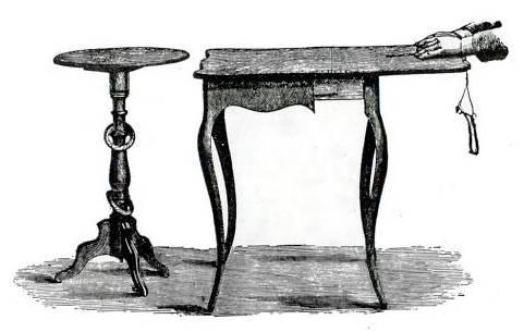 Experiment mit Holzringen, Tafel 2. #Slade #Medium #paranormal #ghosthunters