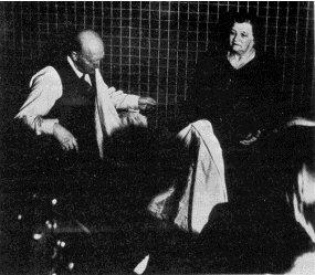 Einar Nielsen #ektoplasma #medium #spiritismus #paranormal