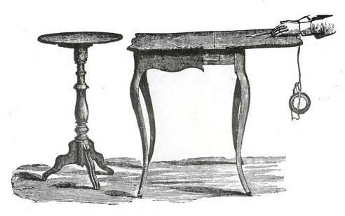 Experiment mit Holzringen, Tafel 1. #Slade #Medium #paranormal #ghosthunters