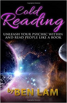 Cold Reading, Autor Ben Lam. #ColdReading #Medium #Spiritismus #paranormal