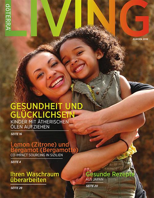dT Living Magazin Europa 2. Ausgabe (deutsch)