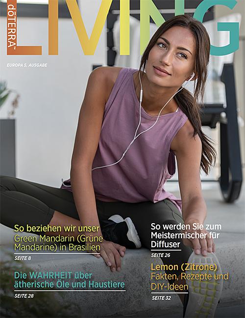 dT Living Magazin Europa 5. Ausgabe (deutsch)