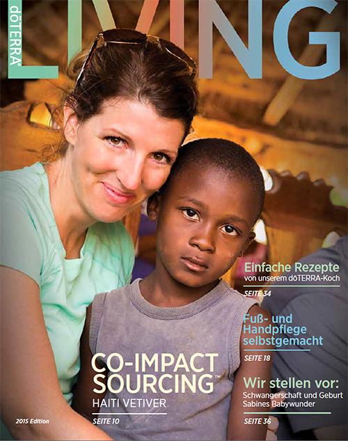 dT Living Magazin Europa 1. Ausgabe (deutsch)