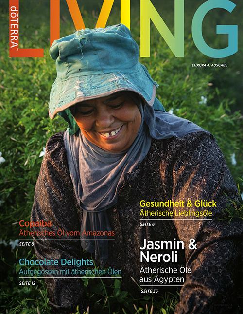 dT Living Magazin Europa 4. Ausgabe (deutsch)