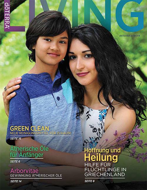 dT Living Magazin Europa 3. Ausgabe (deutsch)