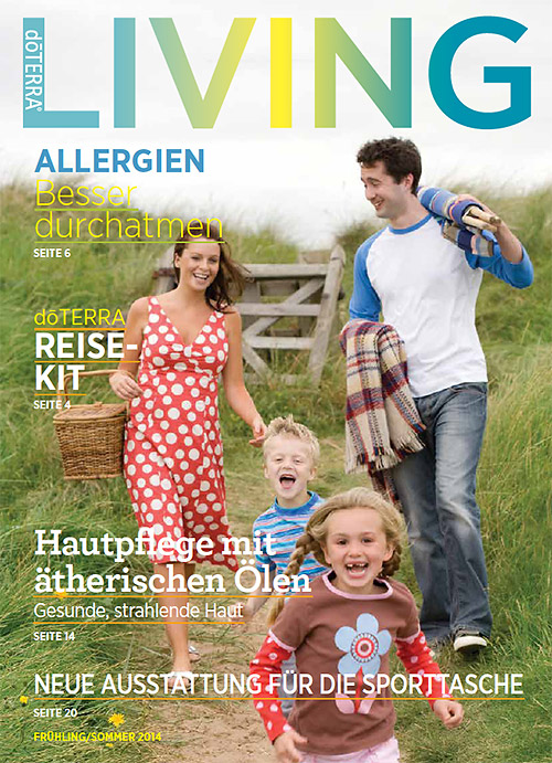 dT Living Magazin Europa Allergie (deutsch)