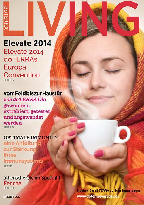 dT Living Magazin Europa  Elevate (deutsch)
