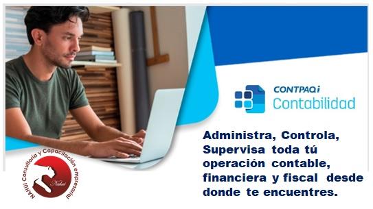 Solo da Click para conocer más sobre CONTPAQI CONTABILIDAD