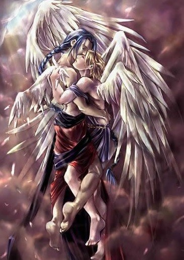 EL  AMOR  DE  ANGELES