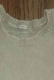 Wollen hemd Gerrie Knetemann van rond 1980, Deze droeg hij in het voorjaar onder de TI Raleigh Creda trui