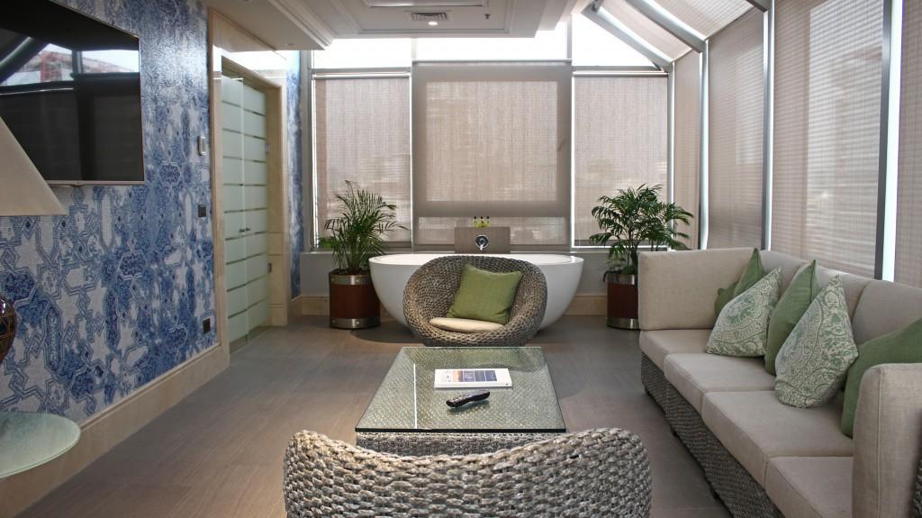 Suite Presidencial Hotel InterContinental Santiago