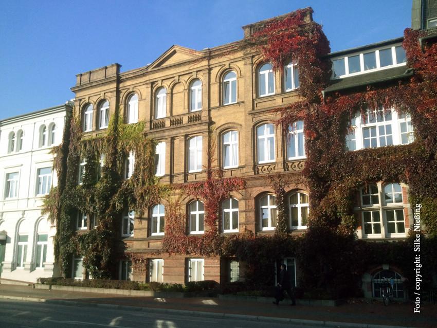 Das Bollhardt´sche Gebäude: Schmuckstück aus Wilhelminischer Zeit