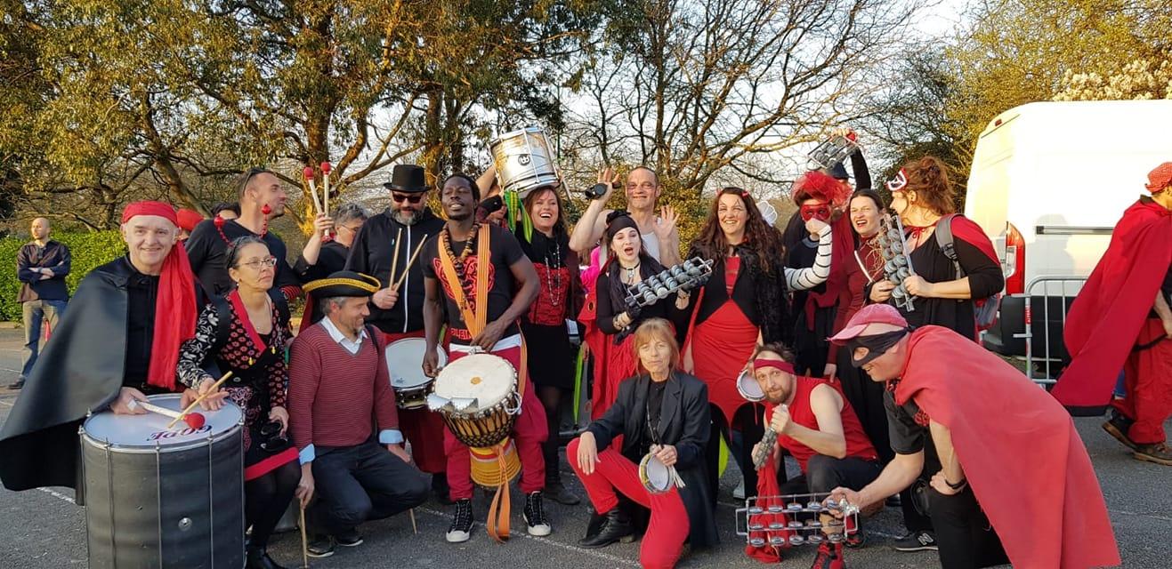 Batucada Ploukatak - Carnaval d'Arradon