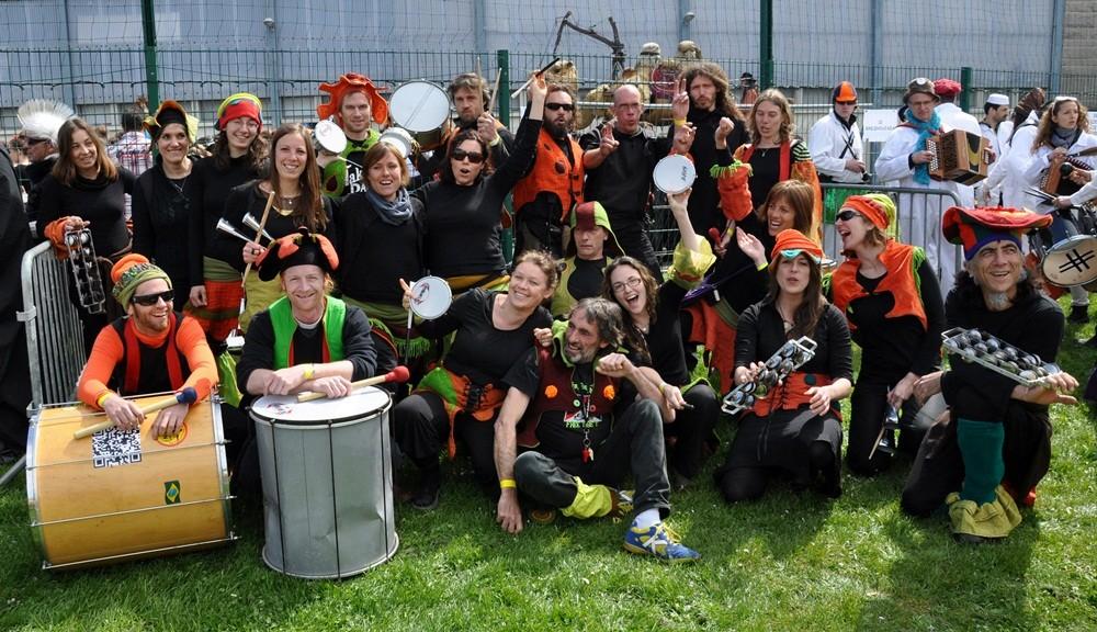 Batucada Ploukatak - Carnaval de Saint-Malo