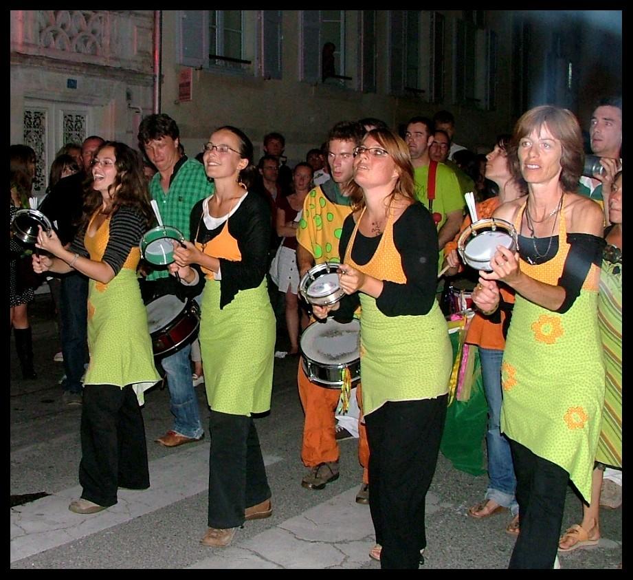 Fête de la musique, Vannes, 2008