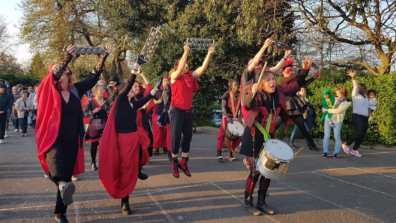 Batucada Ploukatak - Carnaval de Sarzeau