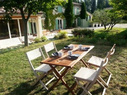 Vignaux - Drôme provençale - Gite et chambres d'hôtes
