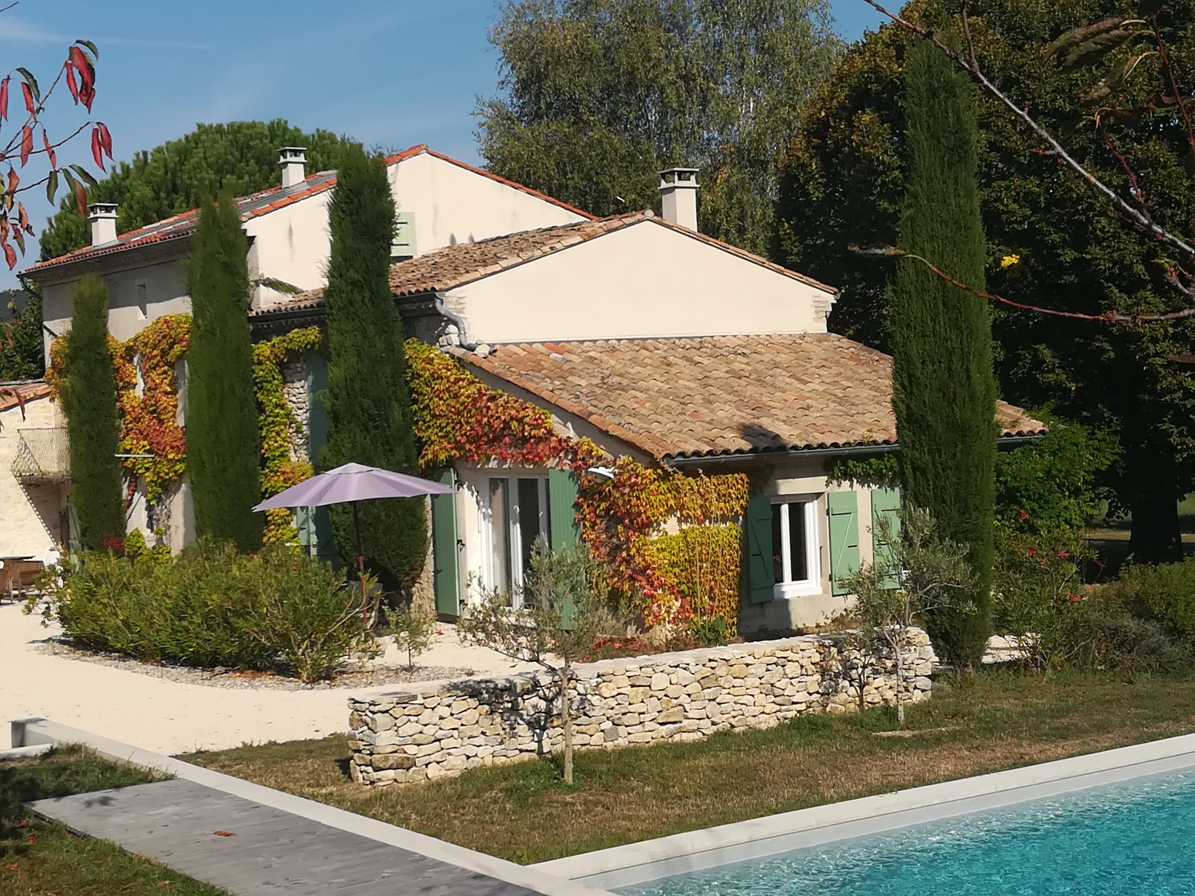Vignaux - Gîte et Chambres d'hôtes - Drôme provençale