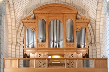 orgue Merklin de Nontron