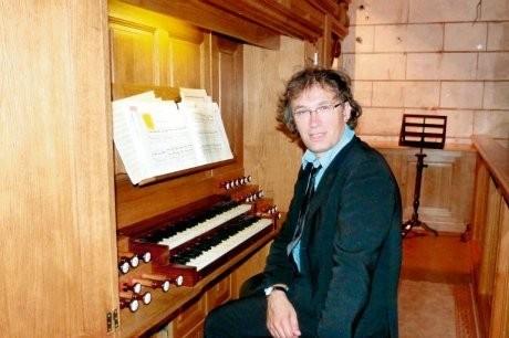 Thierry ESCAICH - Nontron - Amis de l'Orgue de Nontron- orgue