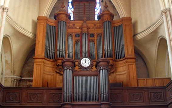 orgue F.H. Clicquot de Saint-Leu