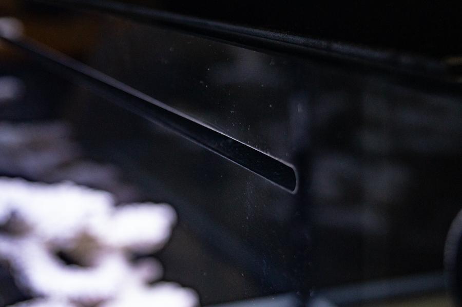 Reeftank Ablaufschitz 8 mm