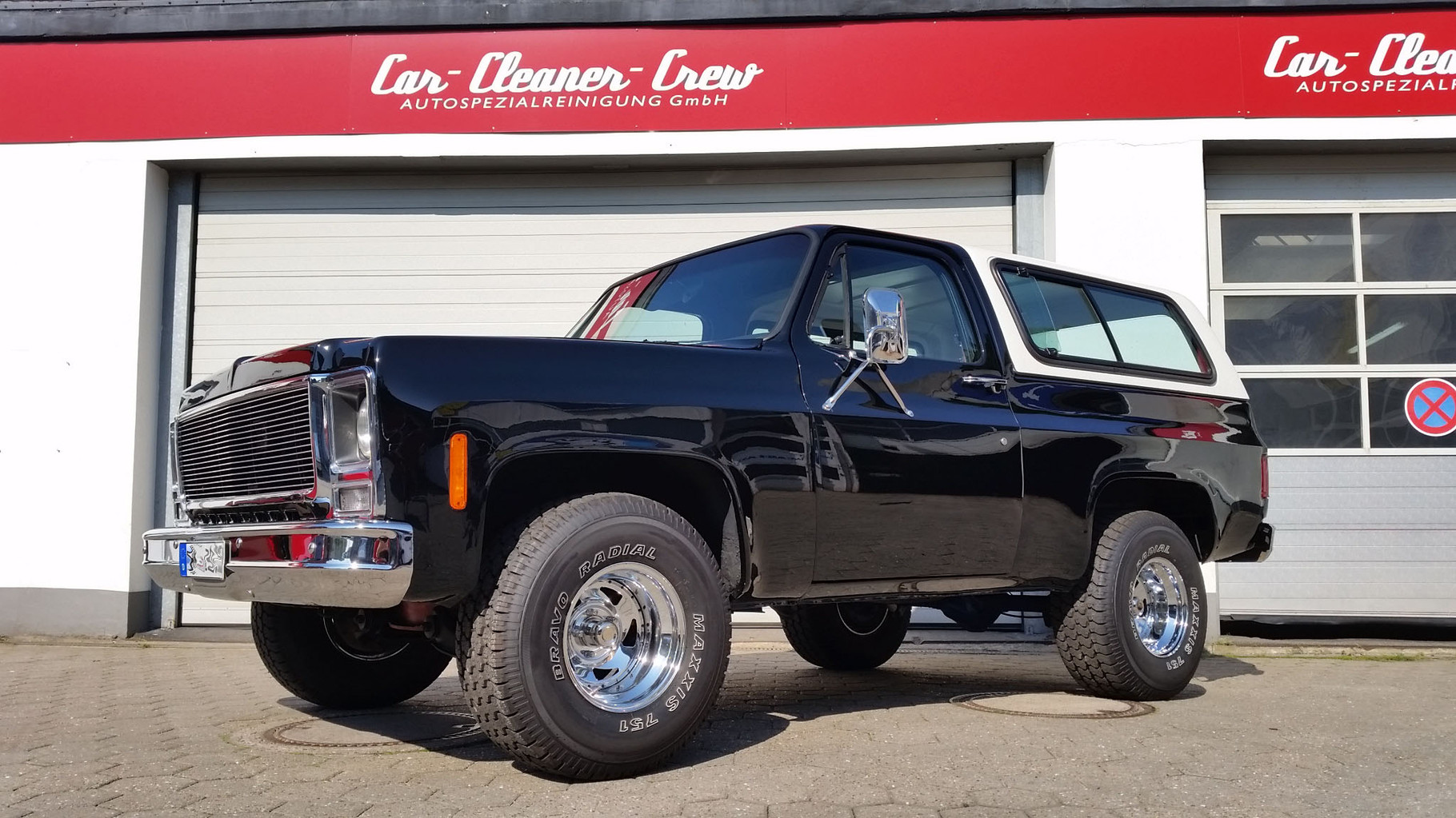 Chevrolet K5