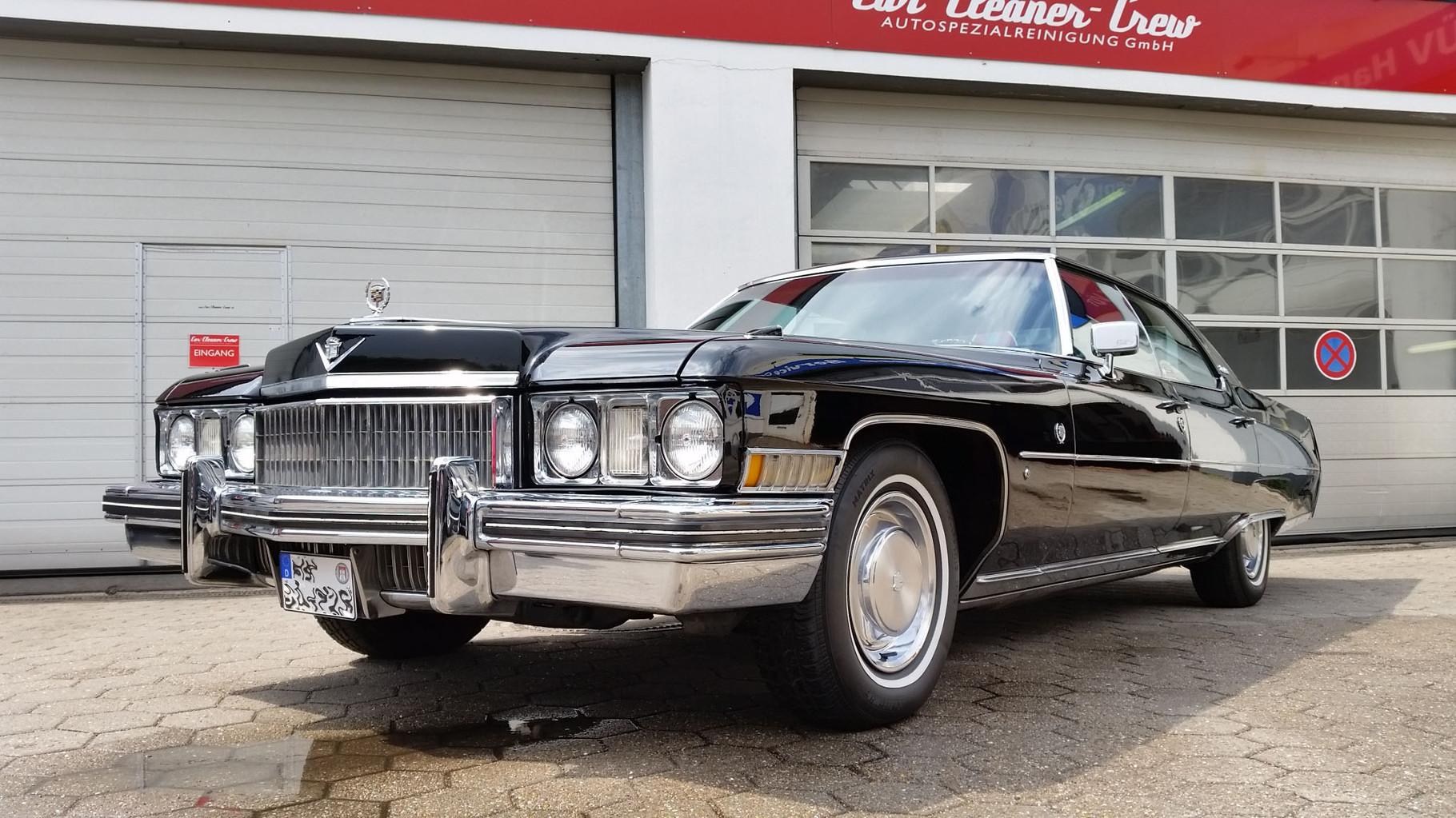 Cadillac Sedan De Ville 1973