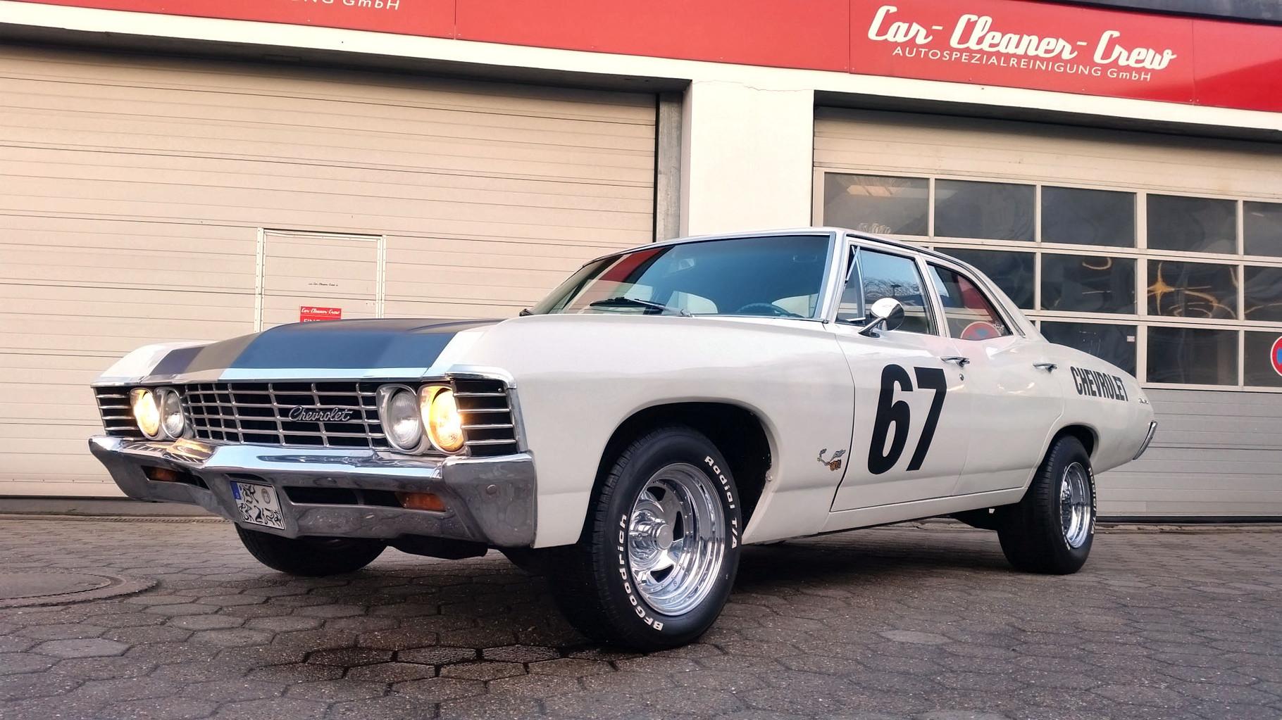 Chevrolet Bel Air 1967