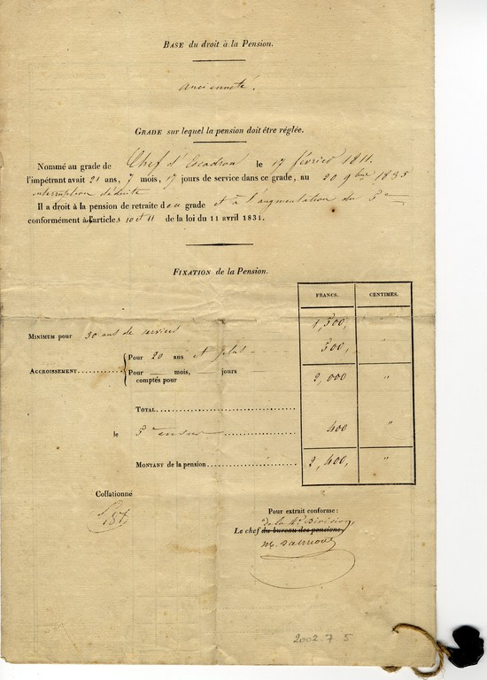 Inventaire 2002.7.5 d - Pension 1836