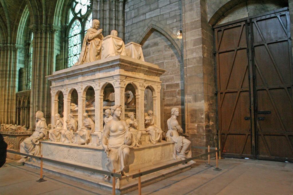 Louis XII et Anne de Bretagne, vue d'ensemble