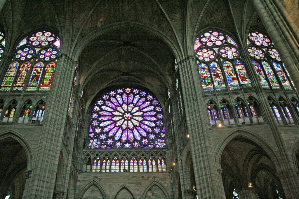 Transept nord