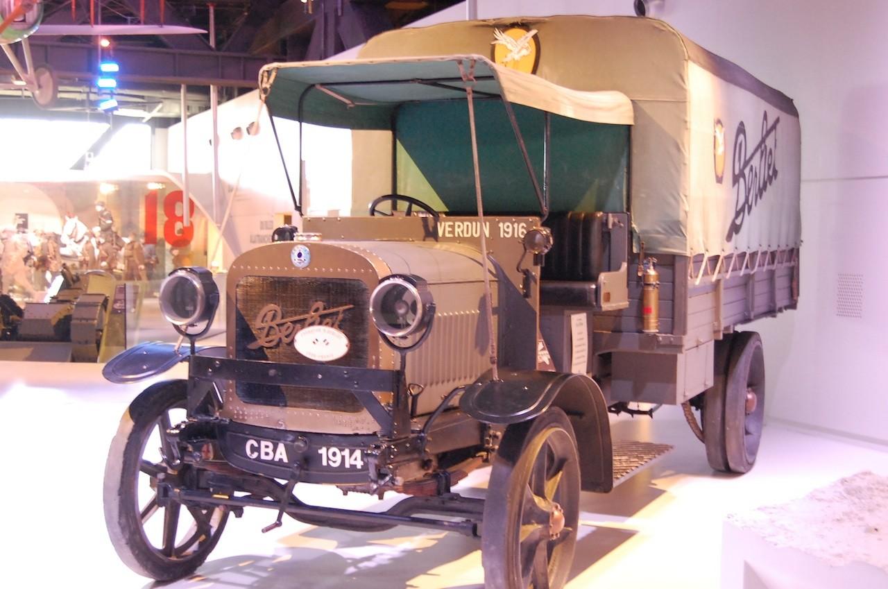 Camion Berliet CBA 1913