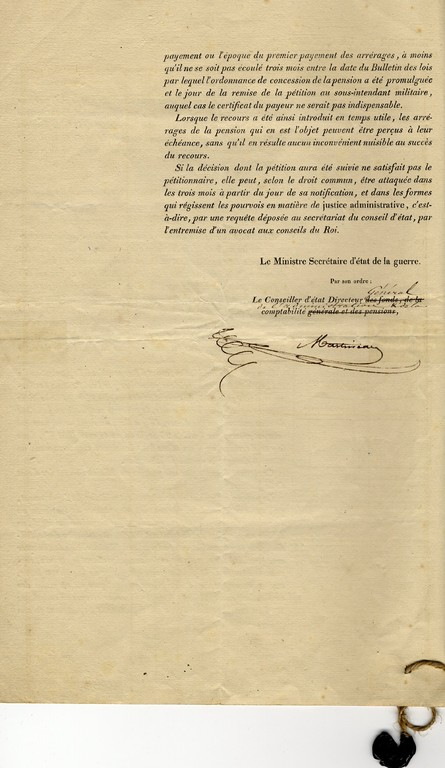 Inventaire 2002.7.5 b - Pension 1836