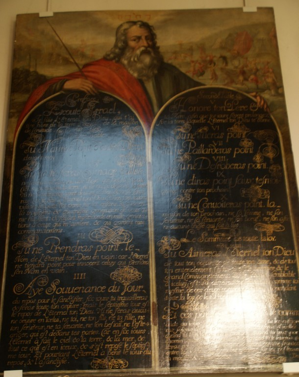 Le Décalogue protestant