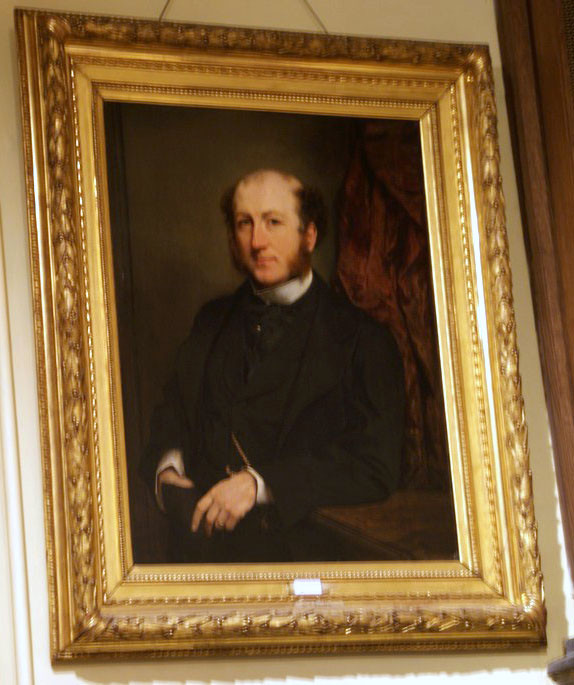 Monsieur André - Donateur de sa bibliothèque (Famille Jacquemart -  André)