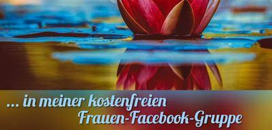 Frauen-Facebook-Gruppe