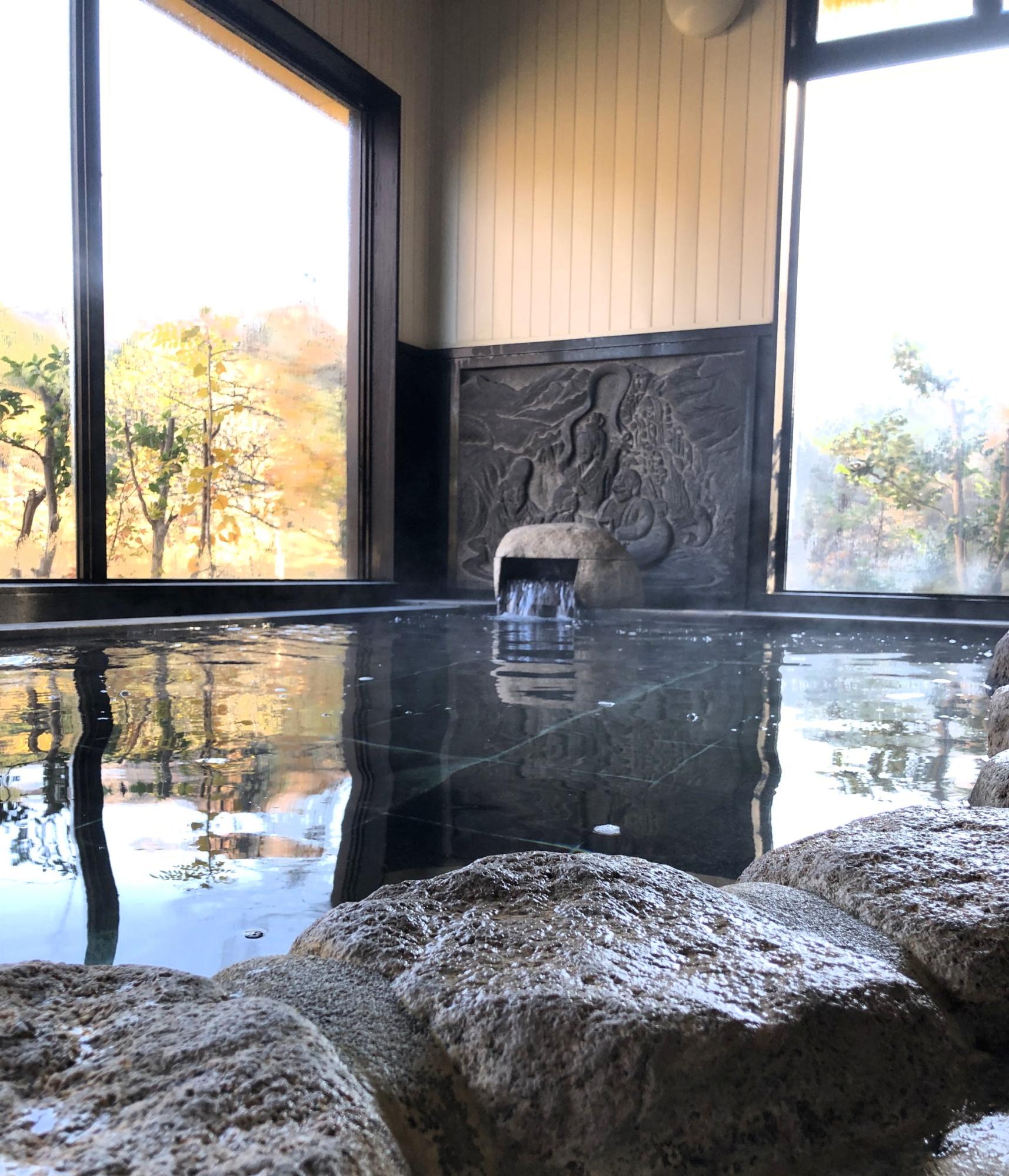 日帰り入浴のご案内【七福温泉 七福荘】