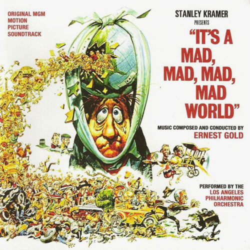Ernest Gold - It's A Mad Mad Mad Mad World - Original Motion Picture Score