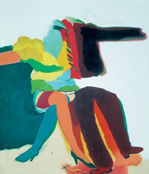 Hombre mujer, Allen Jones, 1963