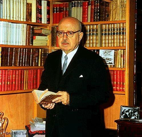 Dámaso Alonso (1898-1990)