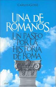 Una de romanos, de Carlos Goñi