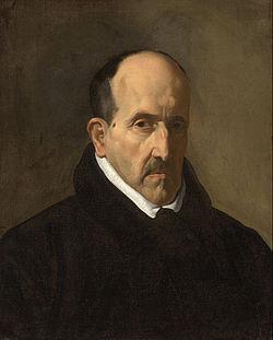 Luis de Góngora, por Velázquez