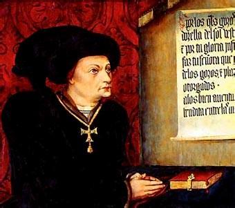 Marqués de Santillana (1398-1458)